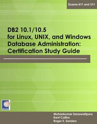 DB2 10.1/10.5 Certification Book on Amazon.com