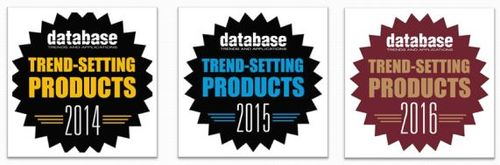 DBTA Trend Setting Products 2014, 2015, and 2016