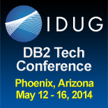 IDUG North America May 12-16, Save $200 off registration with Discount Code: DB2GotTalent14