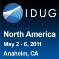IDUG North America 2011 Logo