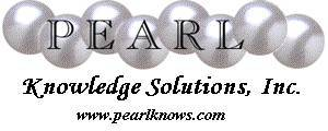 Pearl Knowledge Solutions Logo