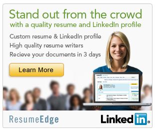 Resume Edge Ad